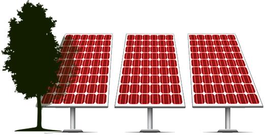 hagyományos napelem